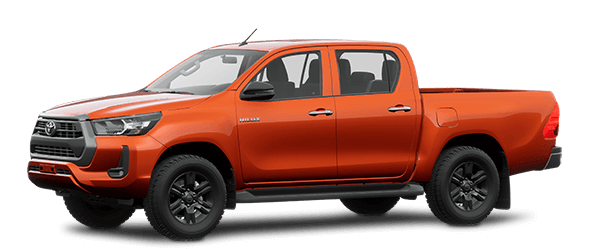 Toyota Hilux 2.4E 4x2 AT MLM