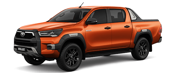 Toyota Hilux 2.8 G 4x4 AT MLM